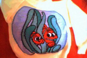Pull Nemo dans son Anemone