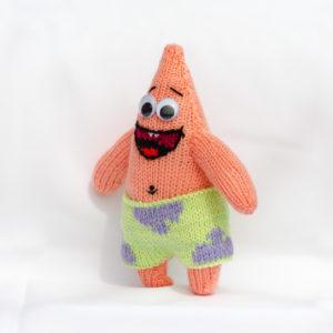 Patrick l'étoile de mer
